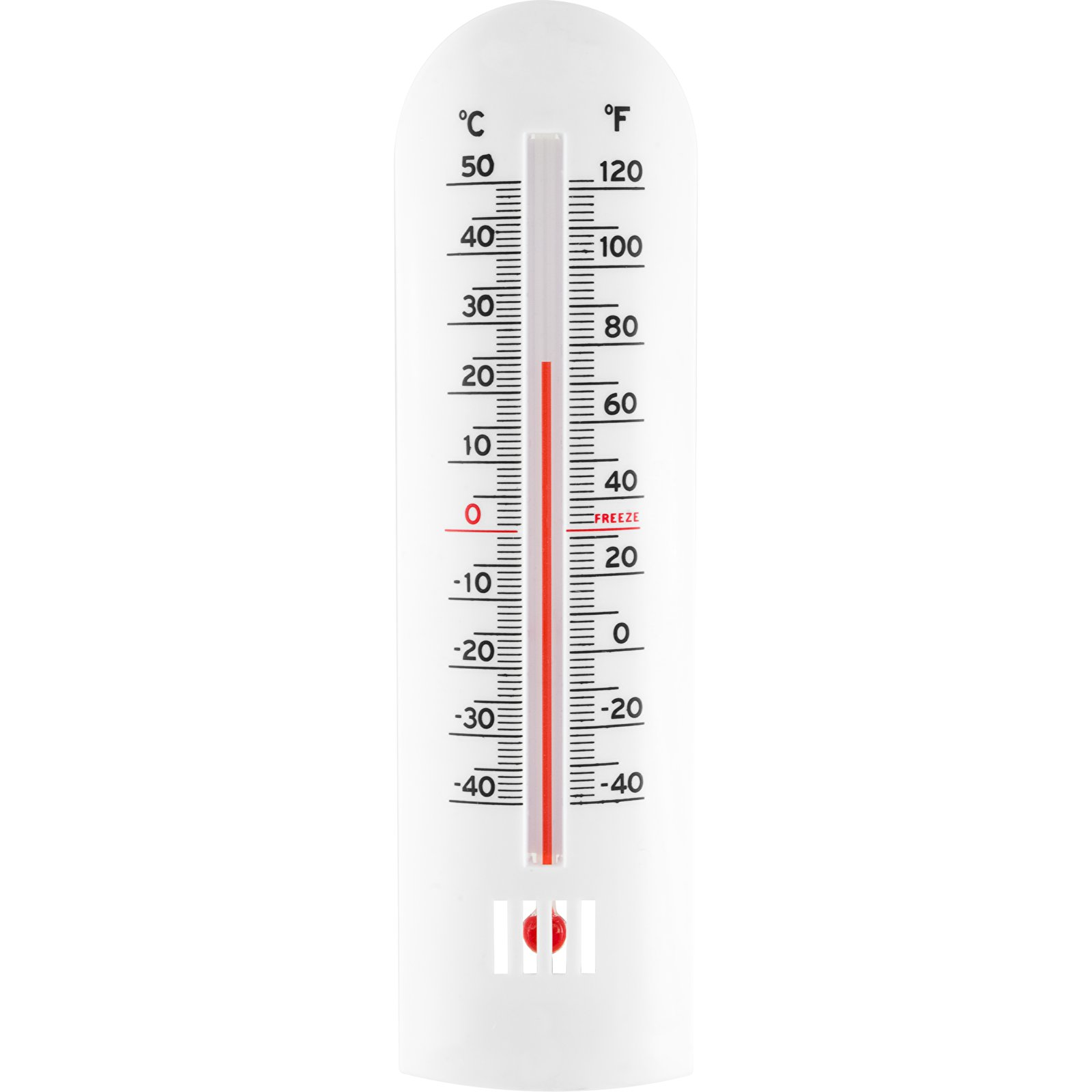 50°C TO 70°C INDOOR//OUTDOOR THERMOMETER 675133