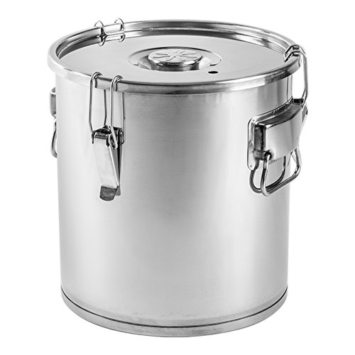 Fermentation container - stainless steel, 18l  - 1