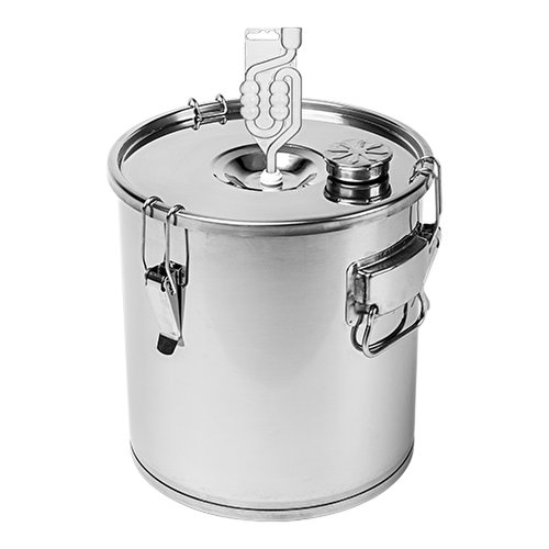 Fermentation container - stainless steel, 18l - 2