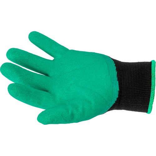 Gardening gloves with claws – green - 2