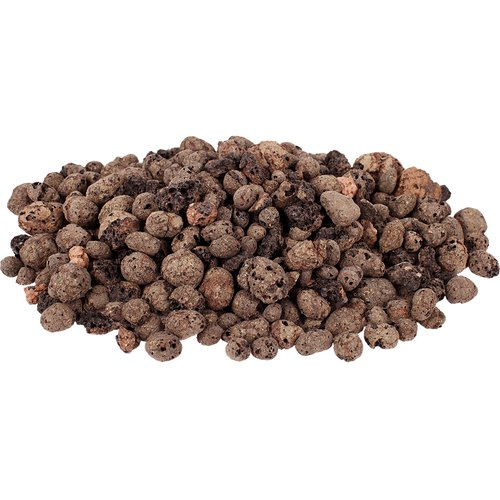 Leca , clay pebbles 4 - 10 mm , 1l  - 1