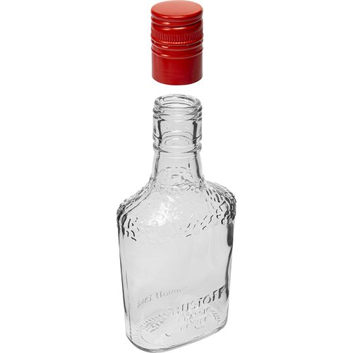 Safari bottle 250 ml with a screw cap, 6 pcs - 3