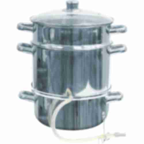 12l Stainless steel steam juicer