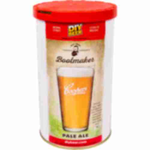 Bootmaker Pale Ale Coopers beer concentrate 1,7kg for 23l of beer