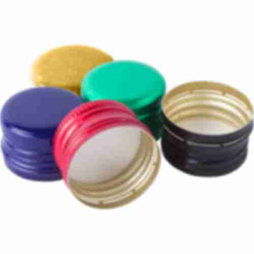Bottle cap fi28/18 - mix - 100pcs