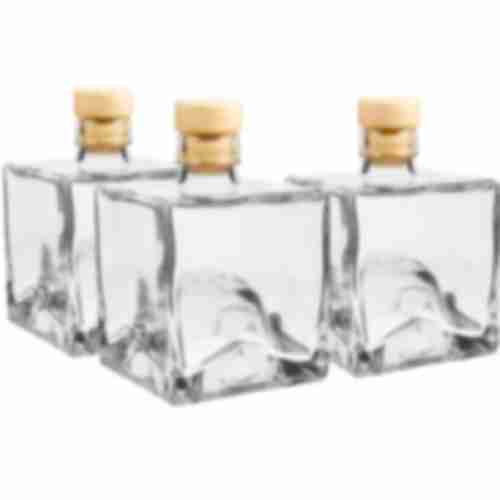Bottles set Bruno 250 ml - 3 pcs.