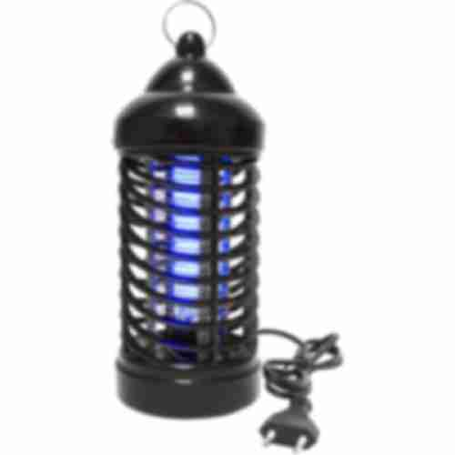 Bug zapper / insect trap lamp 3W , 20cm , black colour