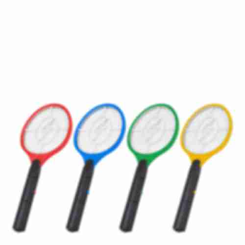 Bug zapper racket 46 cm , battery powered, mix of colours
