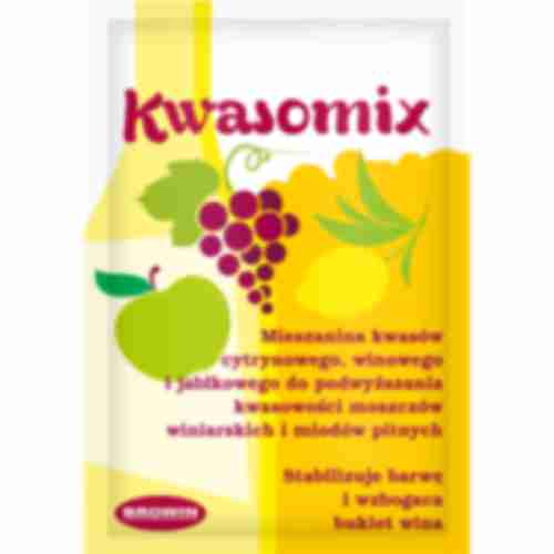 """Citric acid / acidity regulator """"KWASOMIX"""" 15g"""