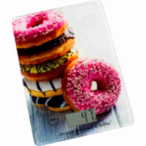 Digital kitchen scale 'Doughnut'