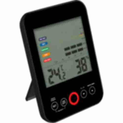 Electronic weather station - thermometer/hygromete