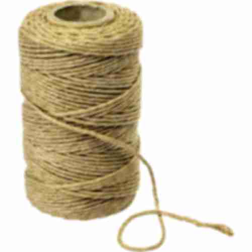 Grey cotton twine/string for meat tying (240°C) 75 m