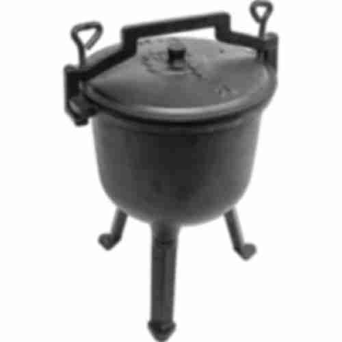 Hunting pot - 7l cast iron