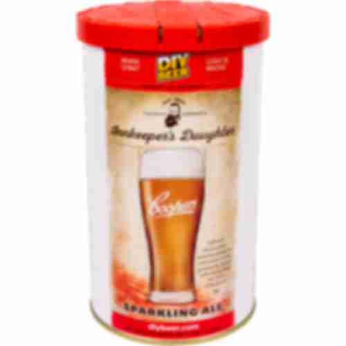 Inkeepers Daughter Saprkling Ale Coopers beer concentrate 1,7kg for 23l of beer