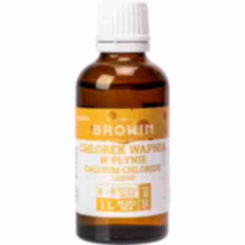 Liquid calcium chloride - 50 ml