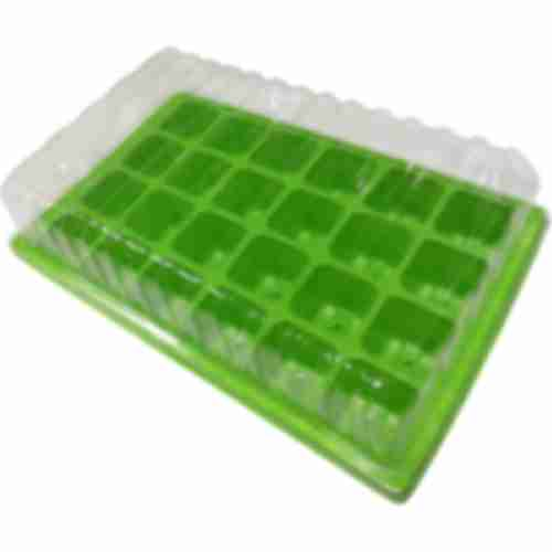 Mini seed sprouter: 24 cells 3 pcs.