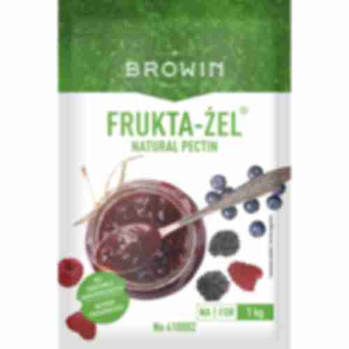 Natural Fruit Pectin Frukta-Żel for jams 30g