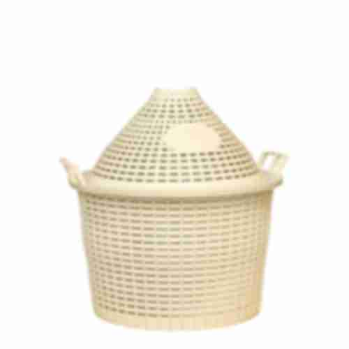 Plastic basket for 25l demijohn