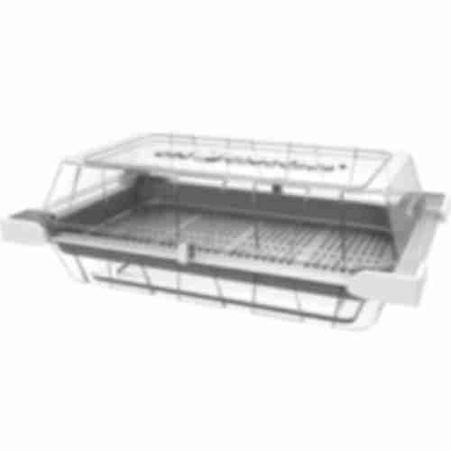 Seed sprouter tray