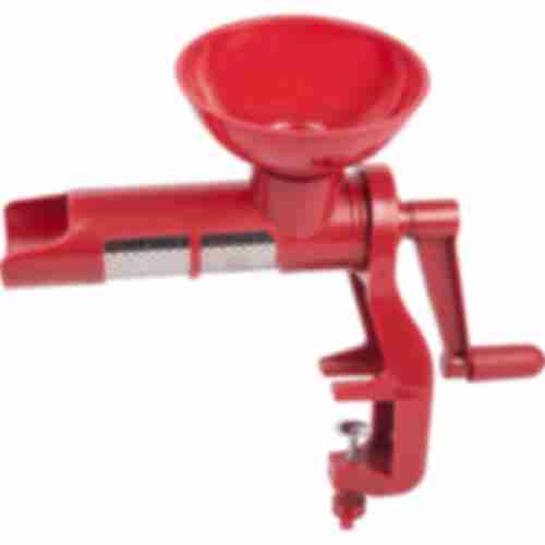 Tomato strainer machine