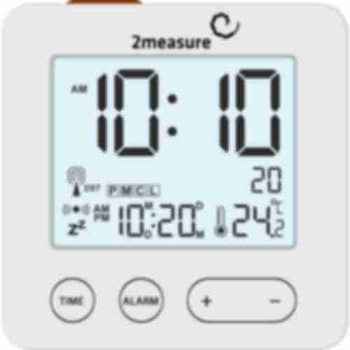 Weather station - electr., RCC, thermometer
