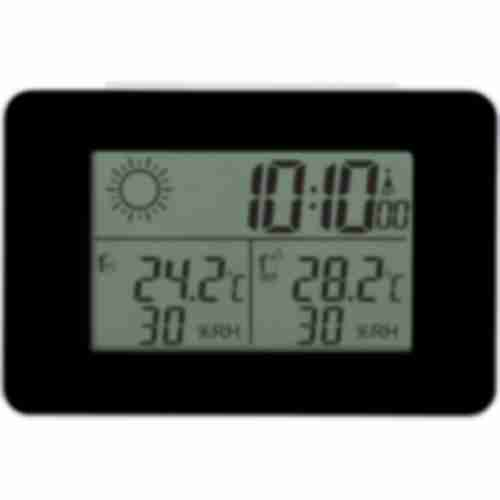 Weather station RCC - thermometer/hygrometer with