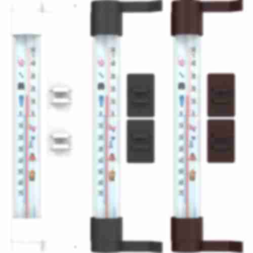 Window thermometer 230/26 mm - clothes