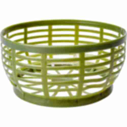 Yellow plastic basket for BDP5, BDP5D, BDP5Z